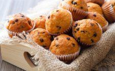 La ricetta dei muffin all'acqua
