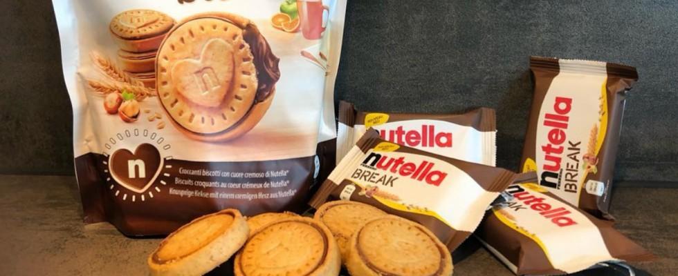 Biscotti alla Nutella: ne avevamo bisogno?