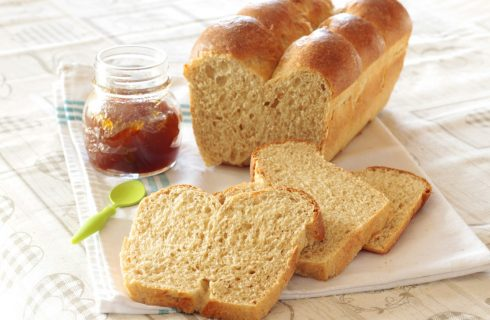 Pan brioche al farro: perfetto in ogni occasione