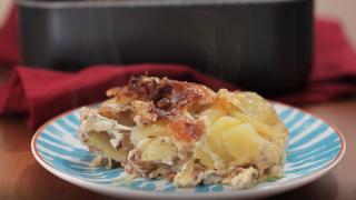 Parmigiana di patate al forno: la video ricetta