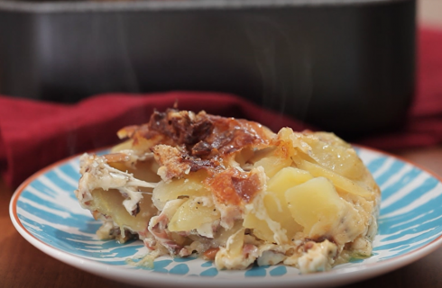 Parmigiana di patate al forno: la video ricetta