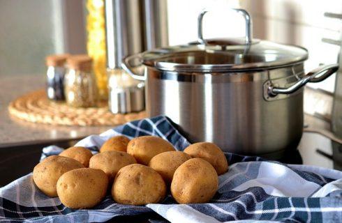 La ricetta del rotolo di patate di Cotto e Mangiato