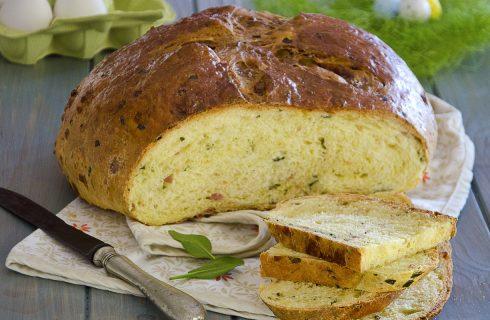 Pinza triestina salata, per Pasqua
