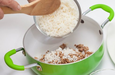 Come preparare il riso alla pilota con la ricetta originale