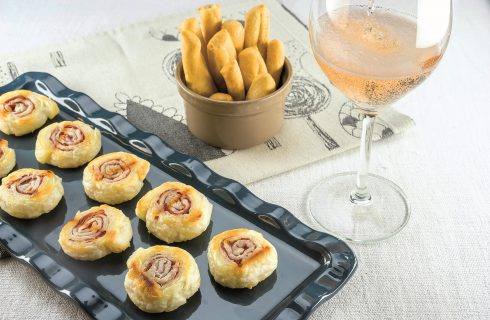 Salatini al barbecue: finger food semplice e gustoso