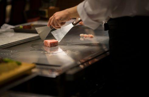 Cucina interattiva: il teppanyaki giapponese