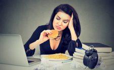 Se sei stressato, mangerai peggio