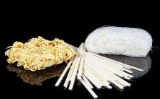 Non solo soia: i tipi di spaghetti cinesi