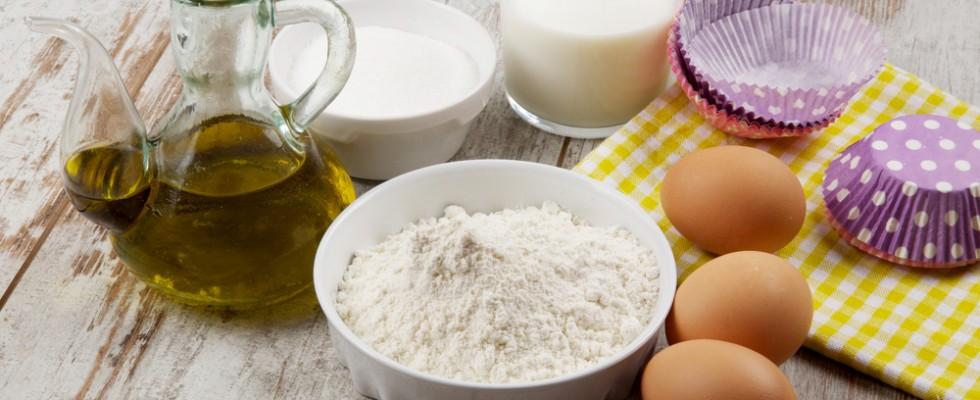 Come rendere light i dolci con l'olio extravergine d'oliva