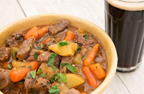La ricetta dello stufato alla Guinness per San Patrizio