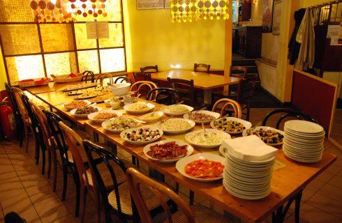 Milano: 6 ristoranti rimasti negli anni '80