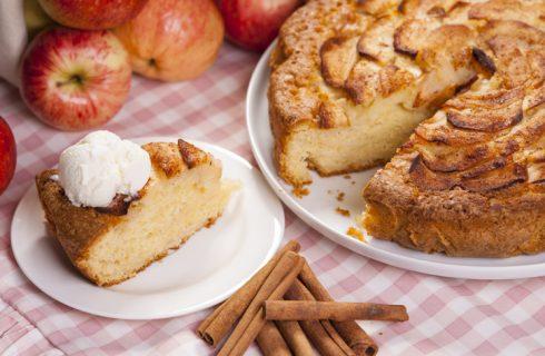 La ricetta della torta marmellata e mele con il Bimby