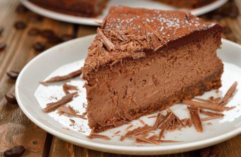 Torta mousse al cioccolato: la ricetta