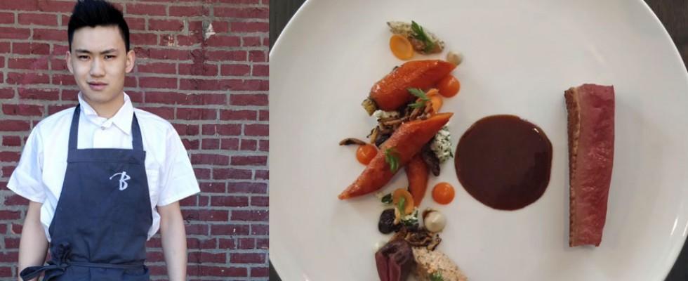 50 Best: la borsa di studio a un giovane chef del Canada