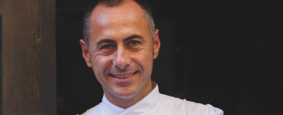 Francesco Apreda è il nuovo chef di Idylio a Roma