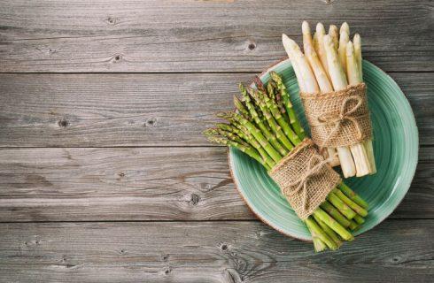 15 ricette veloci con gli asparagi