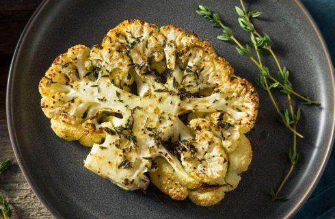 La ricetta della bistecca di cavolfiore della Prova del Cuoco