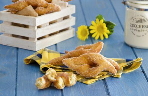Bugnes: frittelle dolci