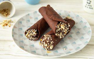 Cannoli al cioccolato: una golosità