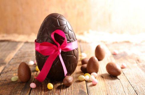 25 ricette per riciclare le uova di Pasqua