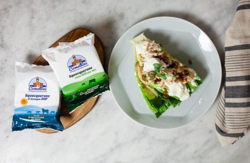 Come rendere più buone queste ricette con lo Squacquerone di Romagna DOP