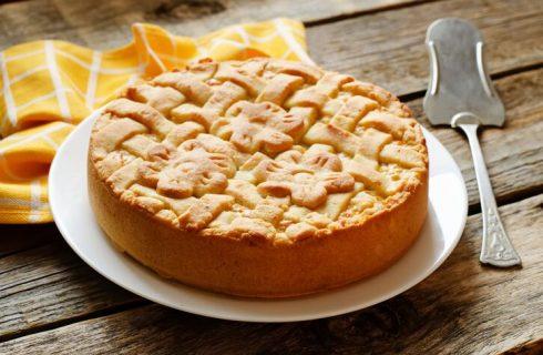 Crostata simil pastiera con crema di ricotta: la ricetta facile