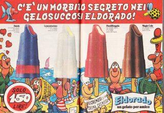 13 gelati anni 80 che non ci sono più (e dovrebbero tornare)
