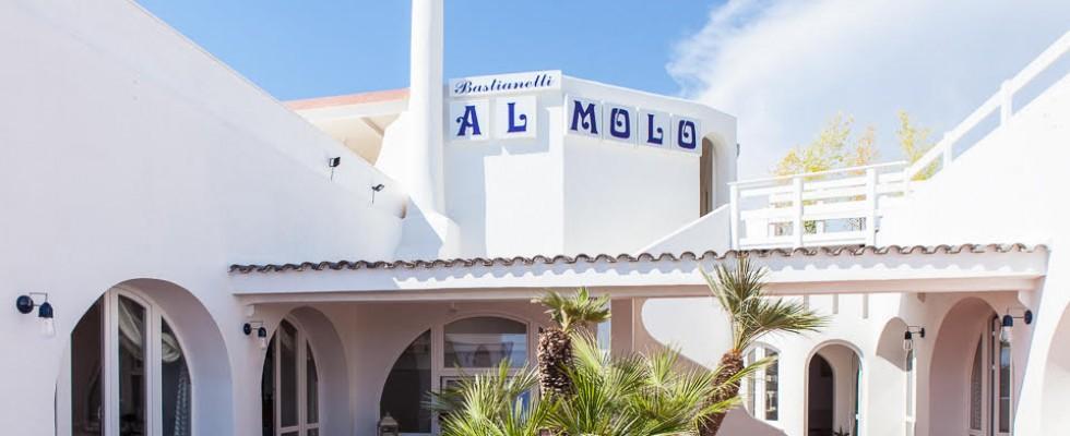 Locali storici: Al Molo Bastianelli a Fiumicino