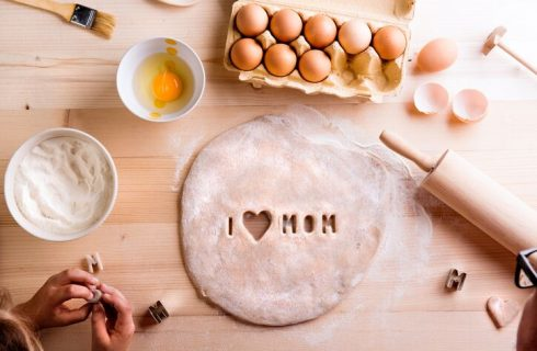 10 dolci con la Nutella per la Festa della mamma