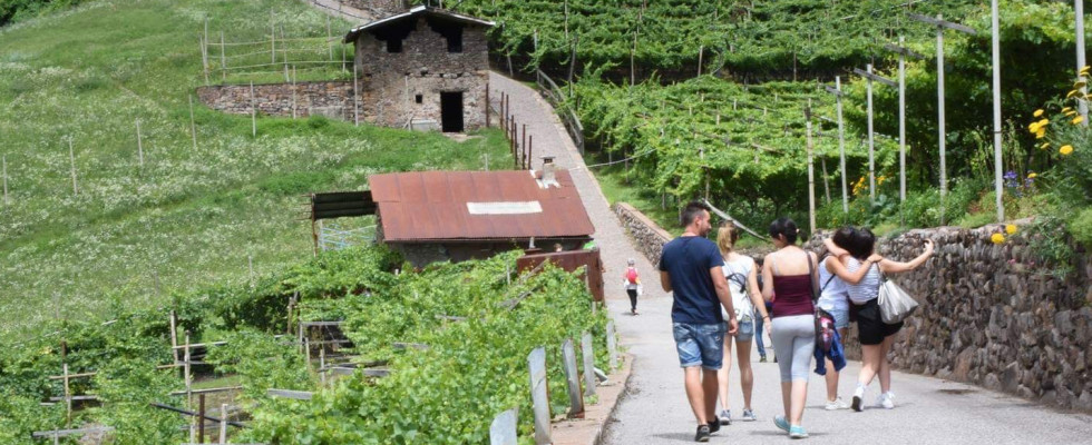 Baiti En Festa: 5 chilometri di pranzo itinerante per i trekker gourmet