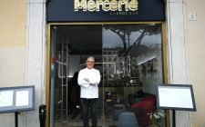 Roma: il cambio di Mercerie di Igles Corelli