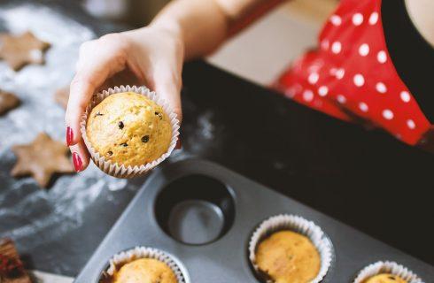 Muffin al cremino: la ricetta