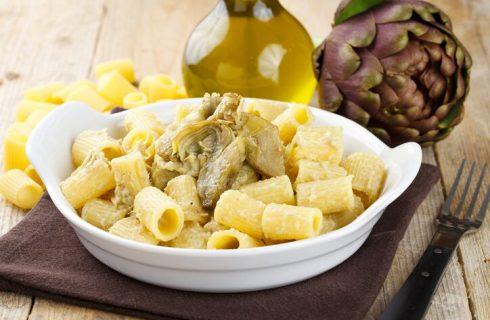 Come fare la pasta con carciofi e patate al forno