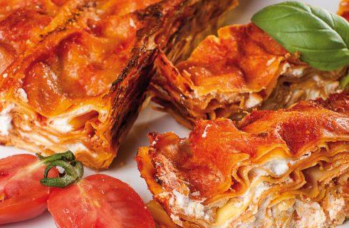 Lasagne alla robiola: golose