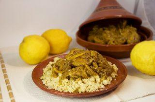 Pollo speziato alla marocchina