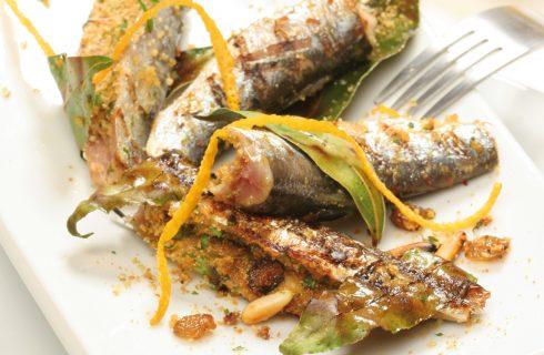 Sardine ripiene di mollica al bimby