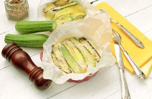Sformato di zucchine prosciutto e scamorza: la ricetta sfiziosa