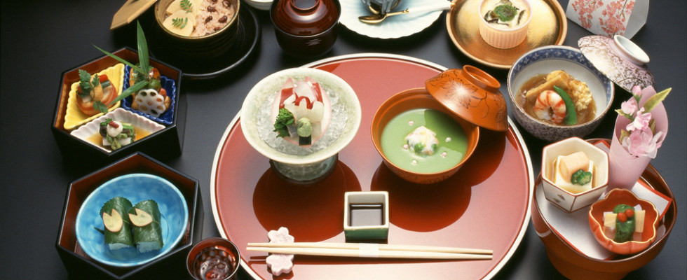 Kaiseki o Hibachi? Scoprire le cucine giapponesi