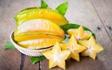 Frutta esotica: cos'è la carambola?