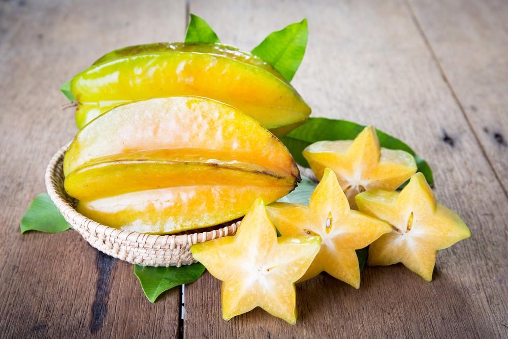 Carambola: proprietà e usi in cucina del frutto esotico | Agrodolce