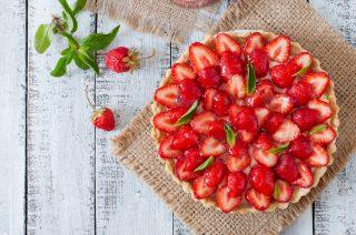 Un menu dall'antipasto al dolce che sa di primavera