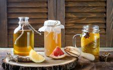 3 bevande fermentate benefiche che dovreste aggiungere alla vostra dieta