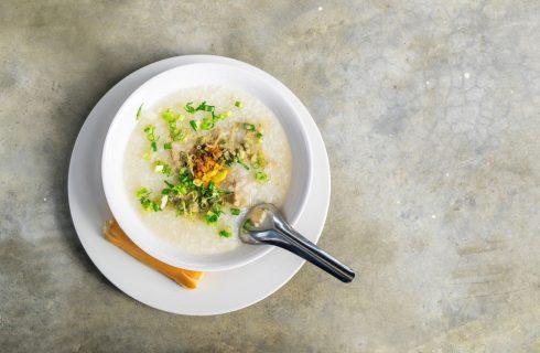 Congee, la colazione che fa bene nata in Cina
