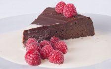 Torta al cioccolato senza glutine di Cotto e Mangiato