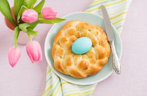 Treccia di Pasqua ripiena: la ricetta della Prova del cuoco