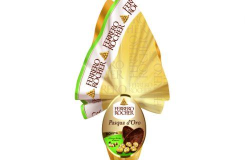 Uovo di Pasqua Ferrero 2019, le novità di quest'anno