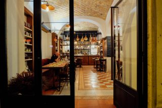 Taverna Volpetti, Roma