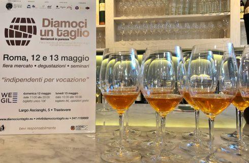 Diamoci un taglio, la nuova fiera mercato del vino di Roma