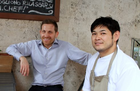 Giovani chef e tradizione: Kotaro Noda di Bistrot 64