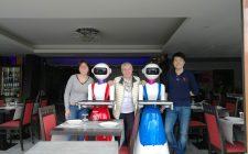 In Italia arrivano i robot camerieri